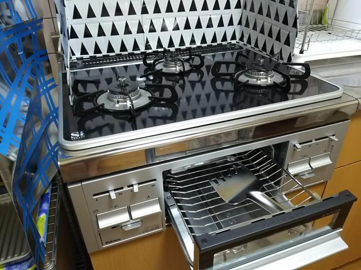2017augキッチンコンロ