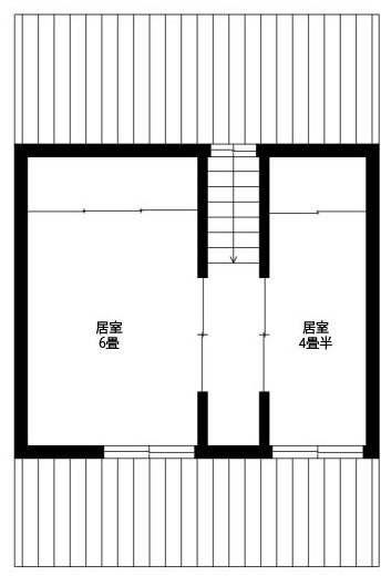 シェアハウス開発2階